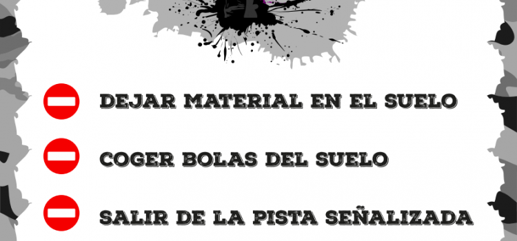 Reglas básicas en paintball….muy importantes.