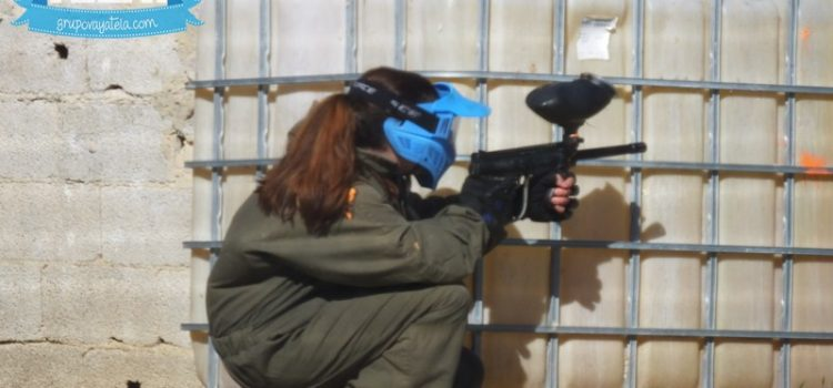Paintball Indoor… Arrancamos en nada